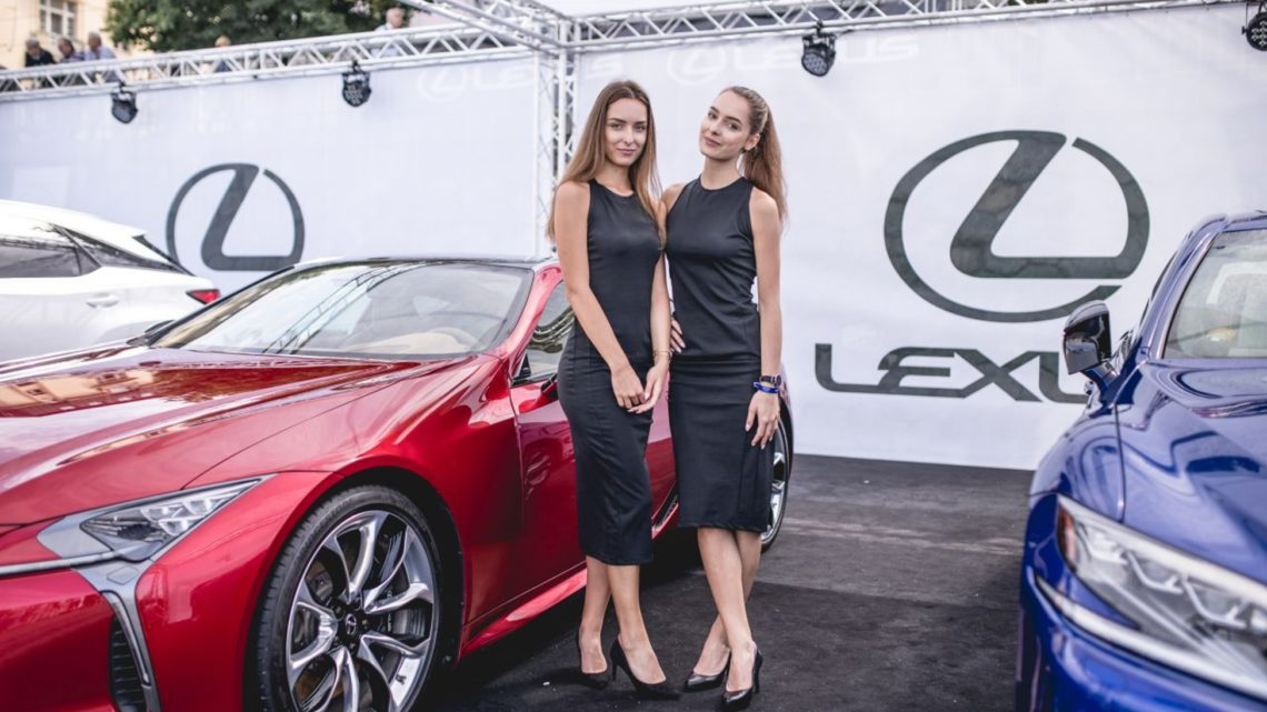 Lexus zóna: 8. a 9. června na pražské Náplavce