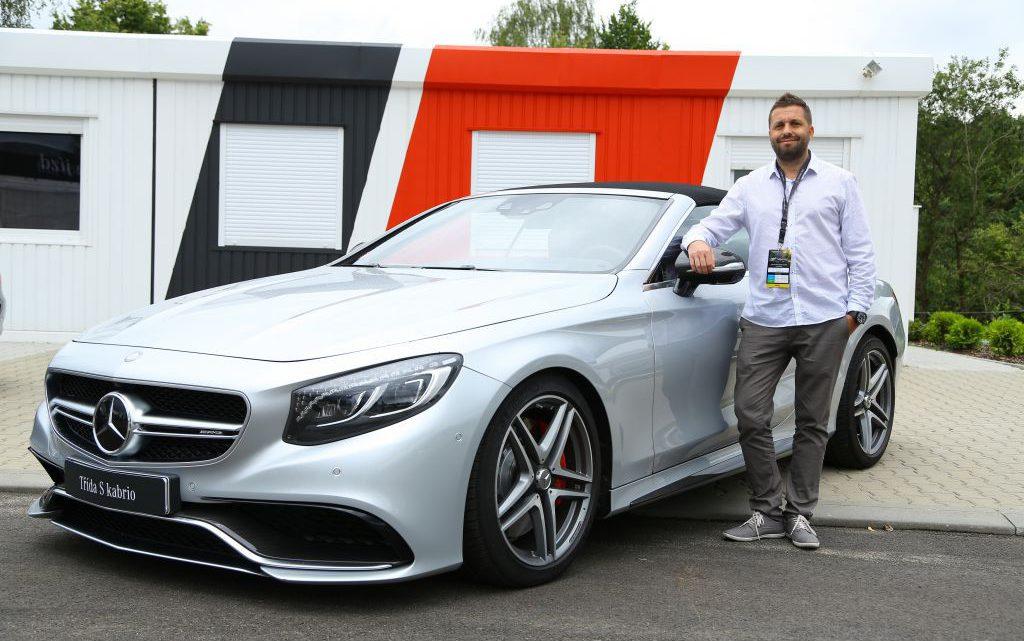 Mercedes-Benz Open Air 2016   Motorland Bělá
