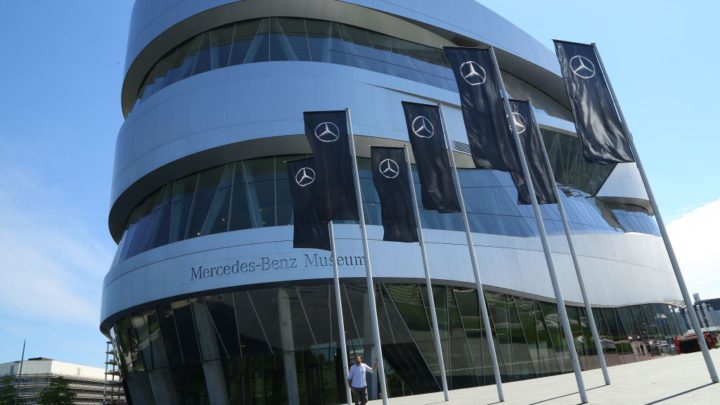 Mercedes-Benz Museum | Stuttgart